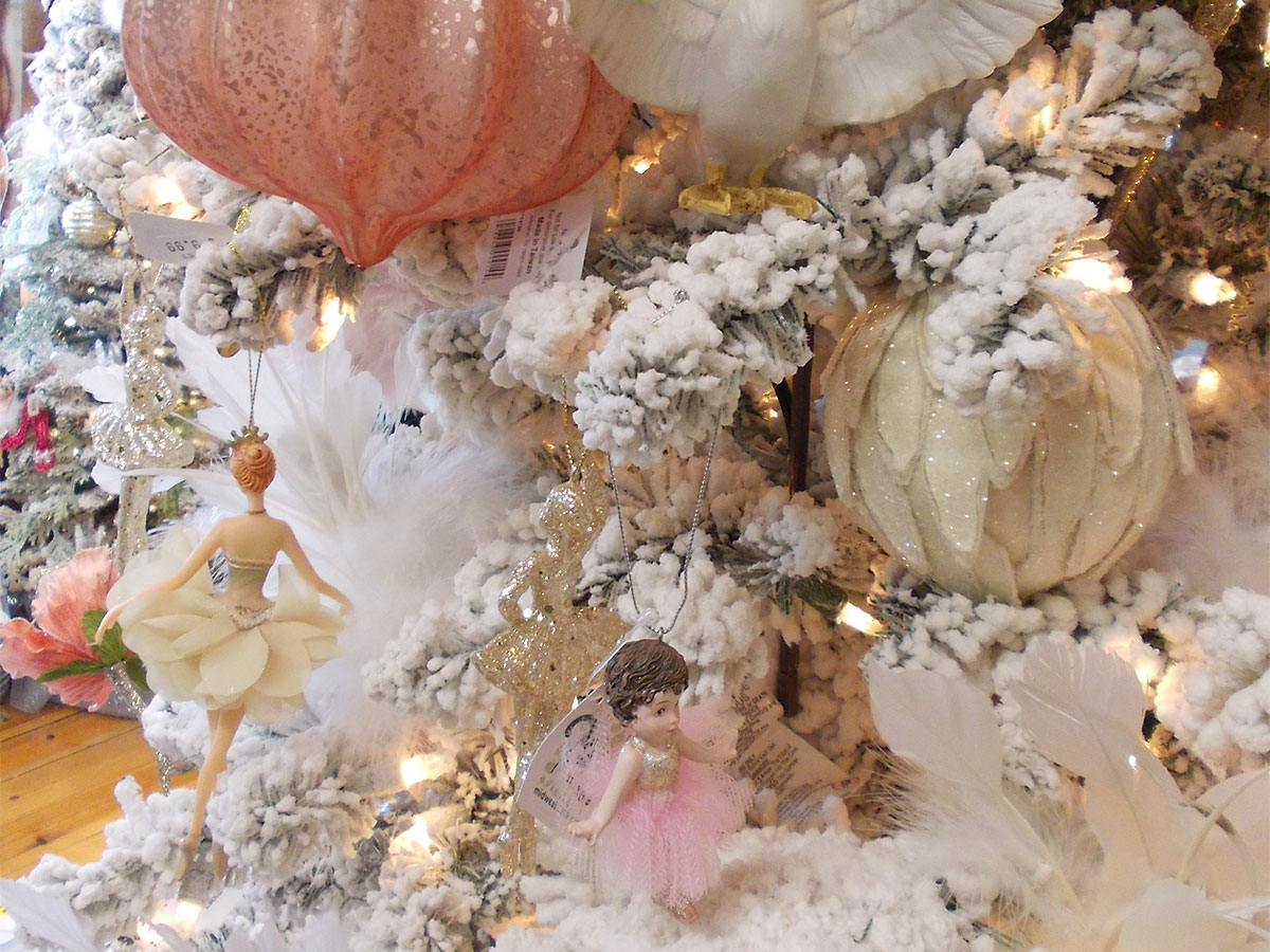 Holiday ornaments and decor